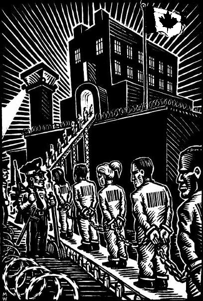 the prsion industrial complex Masked racism: reflections on the prison industrial complex by angela davis imprisonment has become the response of first resort to far too many of the social problems that burden people who are ensconced in poverty these problems often are veiled by being conveniently grouped together under the category  crime.