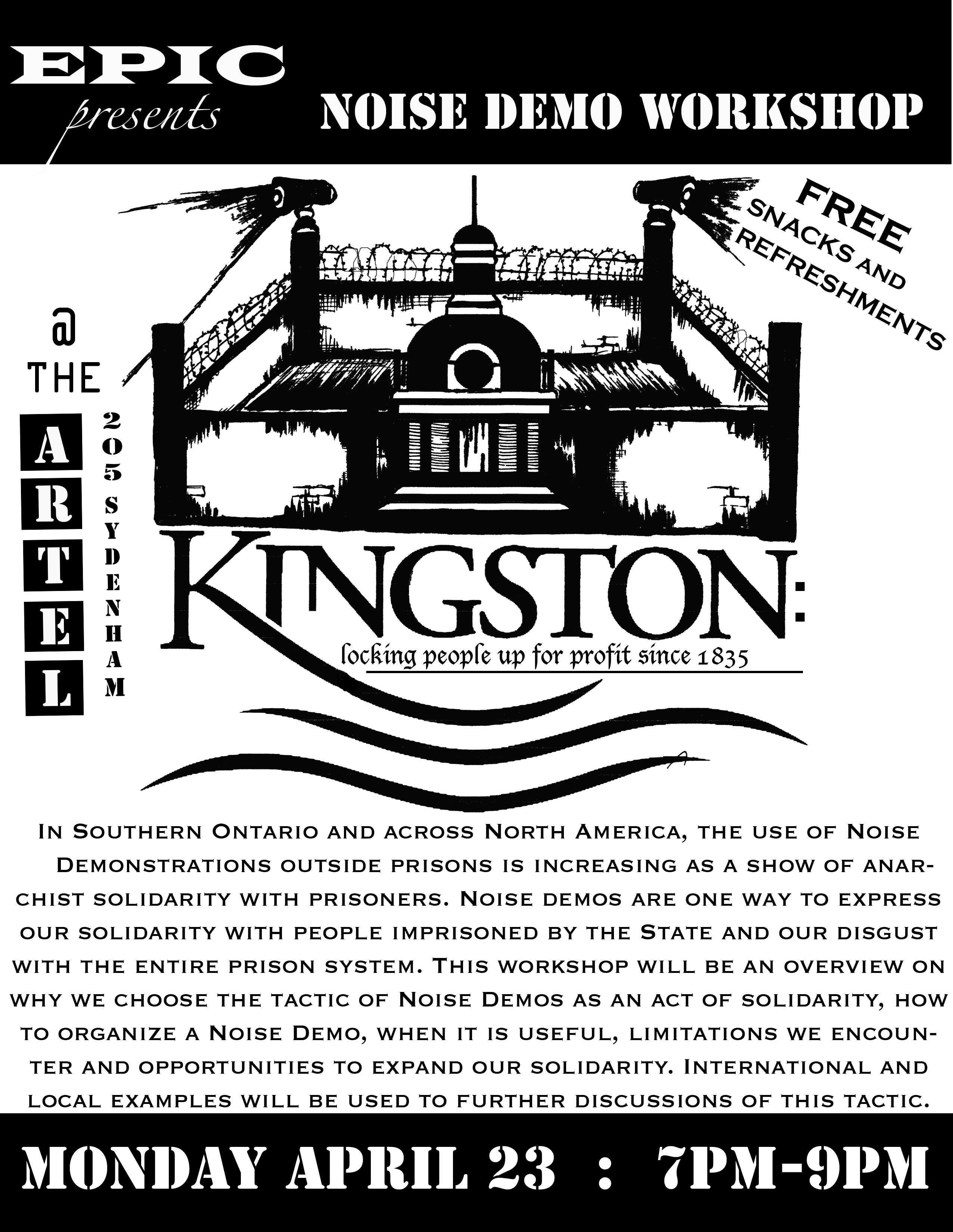 an analysis of justice alternatives to prison in kingston penitentiary Examples of these programs can be seen at the kingston penitentiary (spiritual because we see it as a multi-issue cause that brings together social justice, farm, food, organizations, rehabilitation prison justice dowling stated that an alternative use for the prison farmland.
